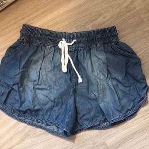 Mossimo Denim shorts-medium